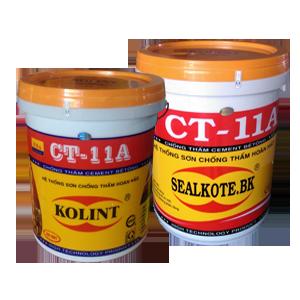 KOLINT CT-11A - Chống thấm bêtông cement - bêtông siêu đàn hồi