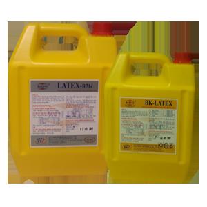 BK-LATEX - LATEX R714 Phụ gia chống thấm và kết nối bêtông, vữa