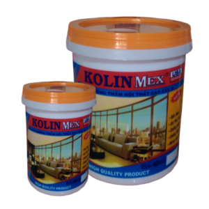 KOLINT MEX - Chống thấm màu cao cấp dùng trong nhà